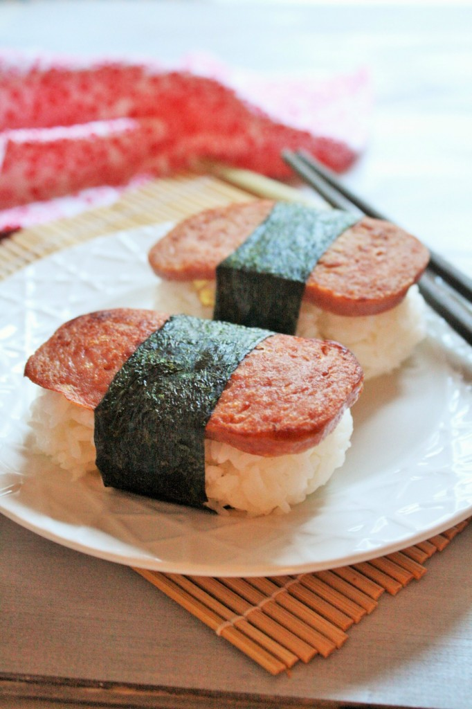Spam Musubi The Tasty Bite